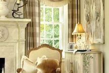 Beautiful Curtains / Beautifully made curtains make all the difference to any room.