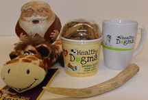 Dog Gift Basket / Gift baskets or gifts for dogs and dog lovers.