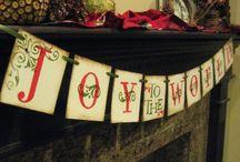 Christmas things I love! / by Jen Keach