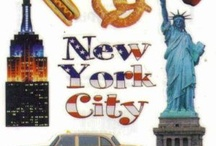 New York Scrapbook Embellishments
