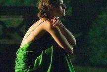 Green Dresses Ruth