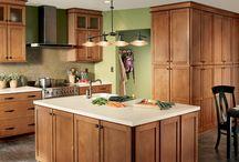 Kitchen Design / Design Ideas for kitchens