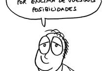 Clicómics / Cómics, webcómics, tiras cómicás, viñetas de humor gráfico online. / by Listo Entertainment