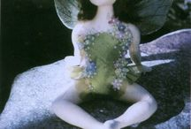 """Arlene's Original Designs / Flower and Garden Fairies, """"I Love You"""" Dolls and More Cloth Doll Patterns!"""