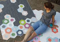"""a Year of Quilts 2014 / Inspiration for """"a year of quilts"""" 2014 for the Aurora Sewing Center"""