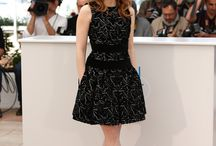 Cannes 2014: Fashion / Stars of upcoming #TheWeinsteinCompany films attend this year's #Cannes Film Festival!