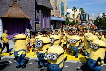 Universal Orlando Resort / Tips for visiting Universal Orlando for families - especially those going for the first time.