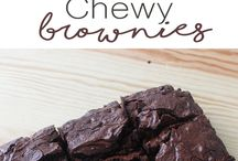 Brownie chewable