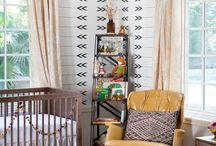 nursery / baby boy nursery inspiration