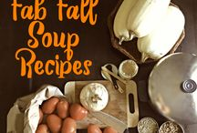 Soup  / Warm weather dishes for warming up insides