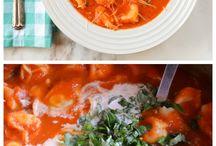 Recipes- Soups & Crockpot