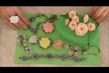 flori ceramica la rece