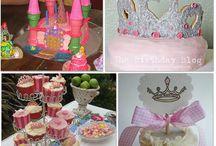 Alaynas Princess Party!
