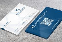Logo's, Business card, Letter head, etc...designs