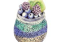 Watercolor by Nuryanti Eryz
