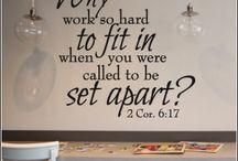 Bible passages/quotes