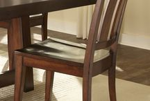 Kitchen & Dining Room Chairs / These can be bought as one or more than one. They also have matching tables located under the Tables Board. Whether looking for one or a set of chairs there are a variety of styles and finishes to complete your dining needs.