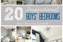 Boys bedroom / Bedroom