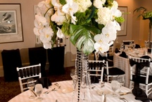 Tall Centrepieces