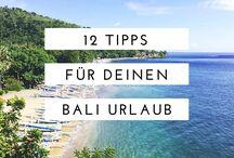Bali Reiseinspiration