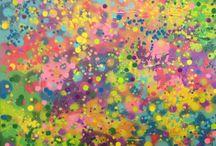 Canvas / My work