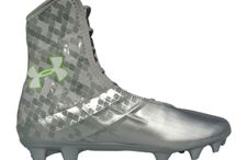 Under Armour Footwear / by Lacrosse Unlimited
