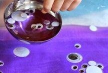Activities for Children / Games & Sensory Play Activities