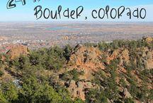 Boulder, Colorado / by Stacy Gillespie