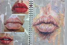 Sketch book art