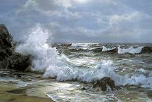ΠΑΡΑ ΘΙΝ' ΑΛΟΣ / OCEAN WAVES