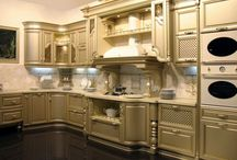 Gold Kitchens