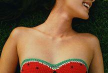 |knitting & wearing|
