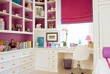 Kid spaces / by L. Antonetti Design