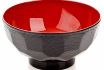 Japanese Lacquerware / Looking to add culture and sophistication to your evening meals? Have a look at this range of exquisite Japanese Laquerware for inspiration.