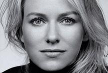 Actress portraits