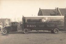 Trucks uit  Enkhuizen / oude trucks