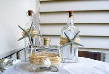 sea glass wedding inspiration