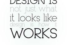 Typographie / Lettre, forme, espace...la typo s'adapte pour le print ou pour le web et selon vos états d'âme.