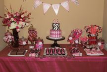 Sweet 16 Party - Sweet Sixteen / by Squared Party Printables