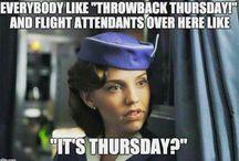 FA / flight attendant