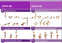 kayla workout / by Katee Owen