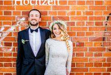 Bräuche zur Hochzeit / Torte anschneiden, über die Schwelle tragen un Co.