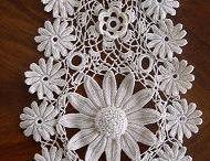 Crochet: Irish crochet / by Catherine - Blij met Draadjes