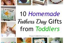 Gift ideas from toddlers