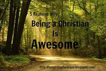 Blog {Fangirling for Jesus} / Some fangirls fangirling about Jesus.