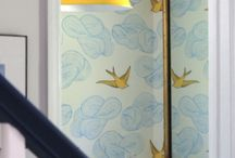Wall Coverings / by Designed On Sunshine