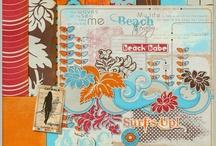 Scrapbooking-Digi Kits / by Sarah Peterson