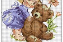 hobby / cross stitch