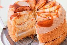 gâteau poire