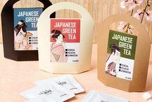 和 日本茶|パッケージ